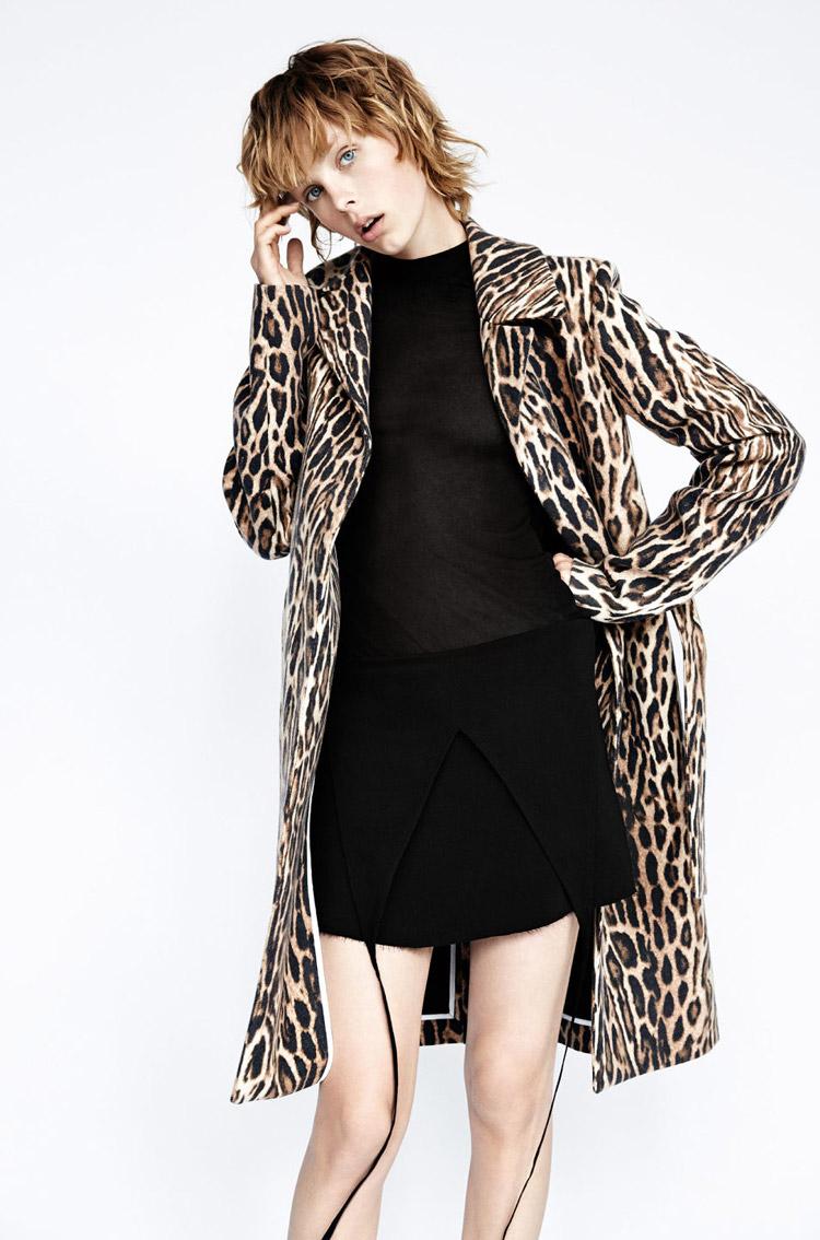 colectia Zara toamna iarna 2014 2015 9