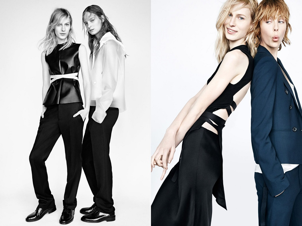 colectia Zara toamna iarna 2014 2015