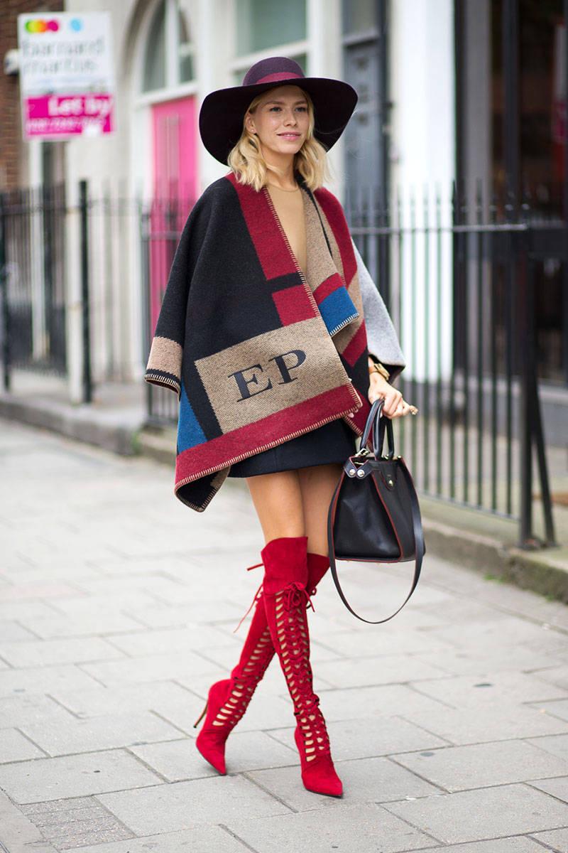 LONDON fashion week spring 2015 12