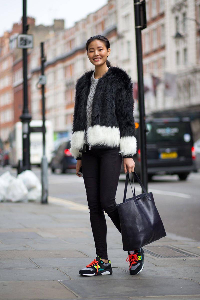 LONDON fashion week spring 2015 15