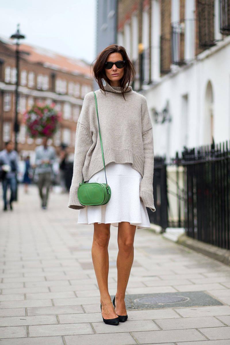 LONDON fashion week spring 2015 17