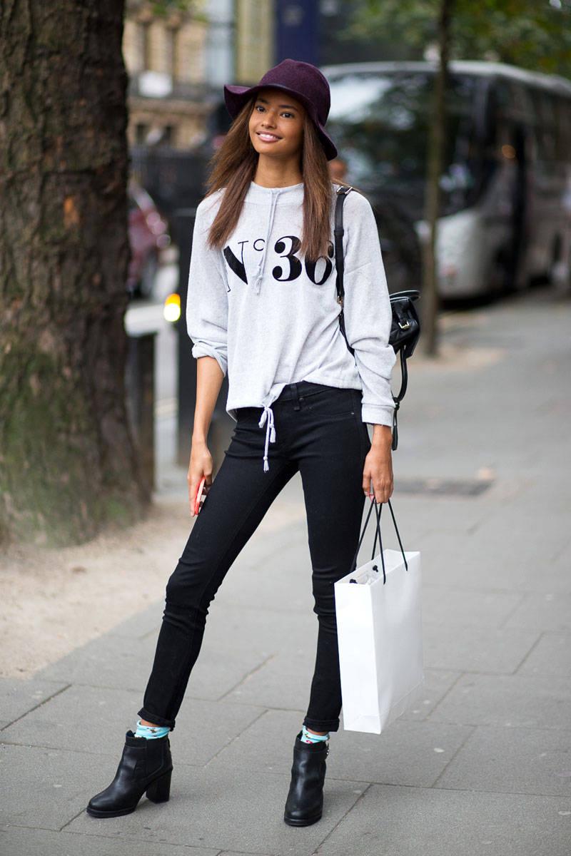 LONDON fashion week spring 2015 18