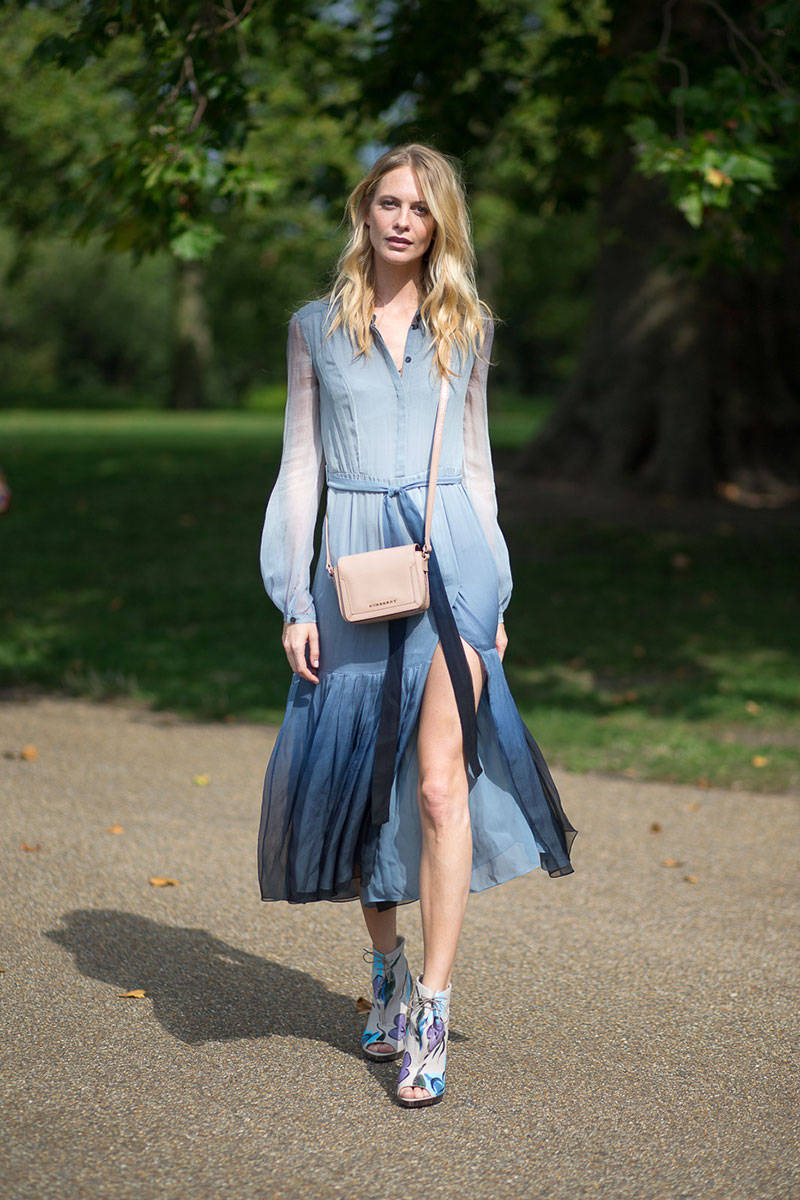 LONDON fashion week spring 2015 2