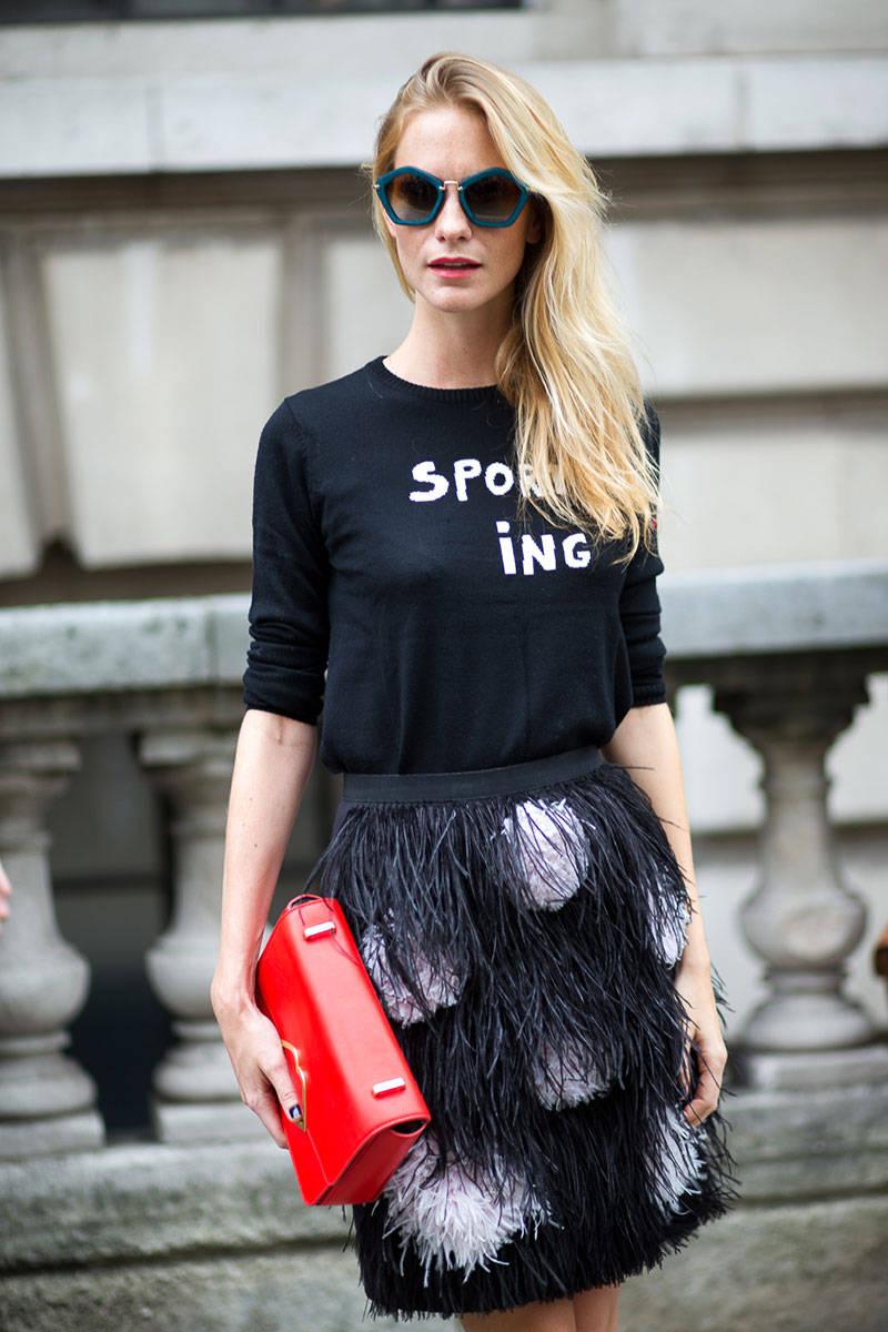 LONDON fashion week spring 2015 7