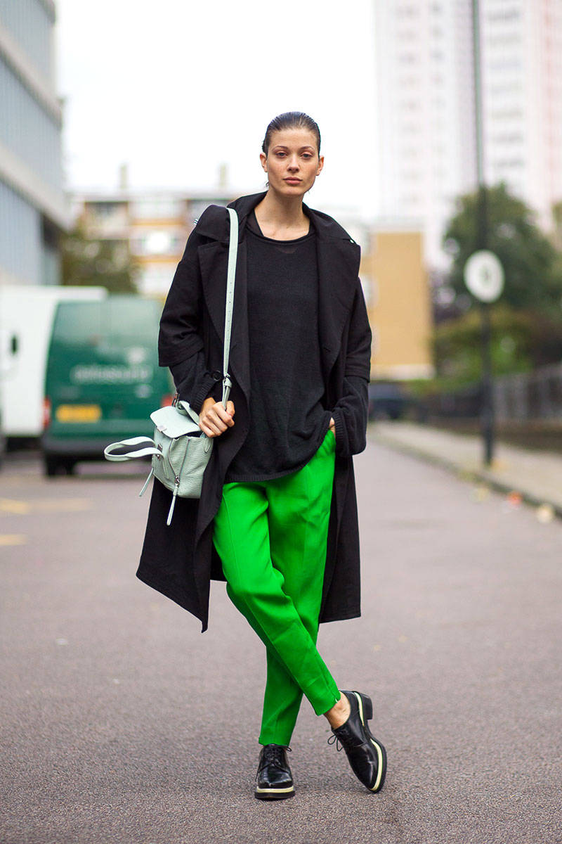 LONDON fashion week spring 2015 8
