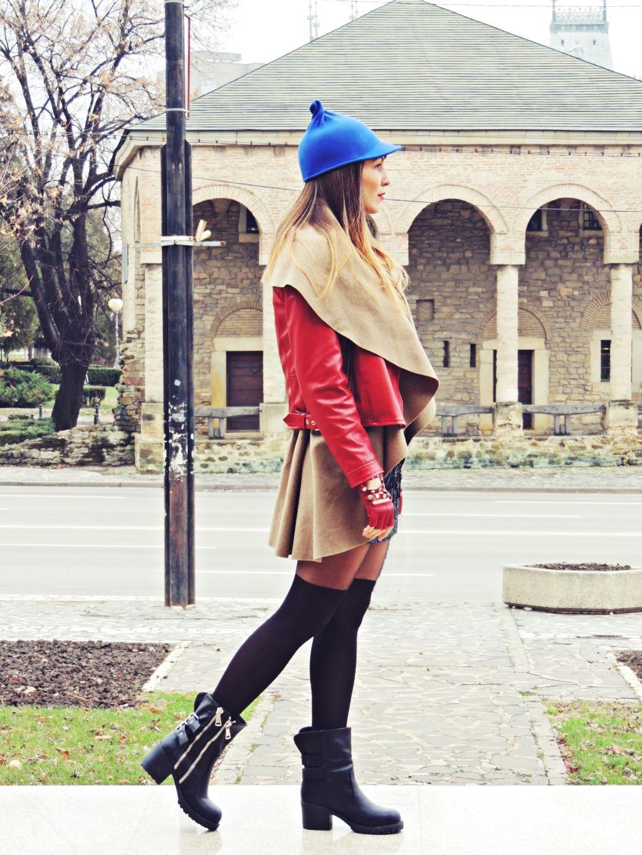 blogger de moda din Iasi Daniela Macsim 2