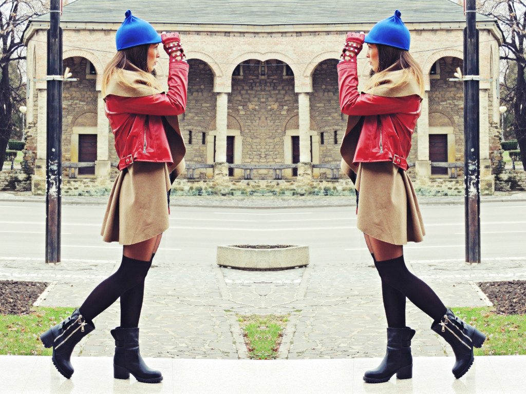 blogger de moda din Iasi Daniela Macsim