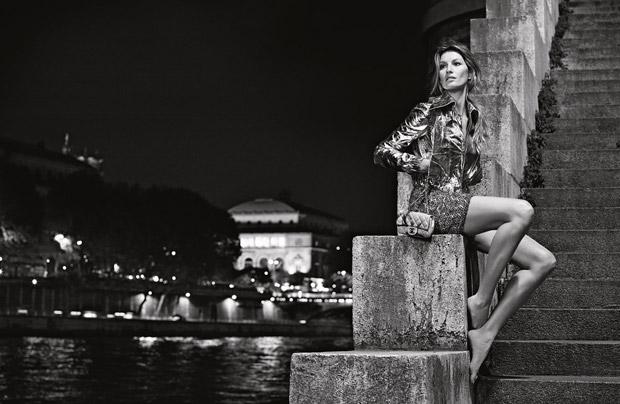 Gisele Bundchen Chanel Primavara Vara 2015 11