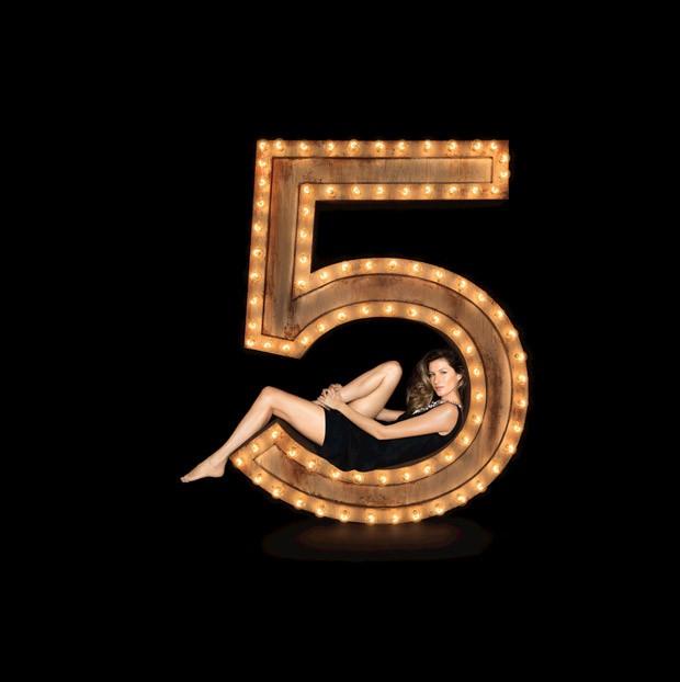 Gisele Bundchen Chanel Primavara Vara 2015 2