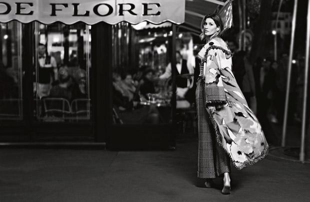 Gisele Bundchen Chanel Primavara Vara 2015 4
