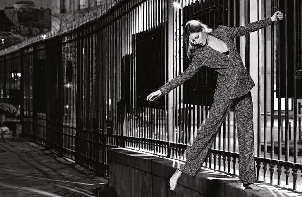 Gisele Bundchen Chanel Primavara Vara 2015 8