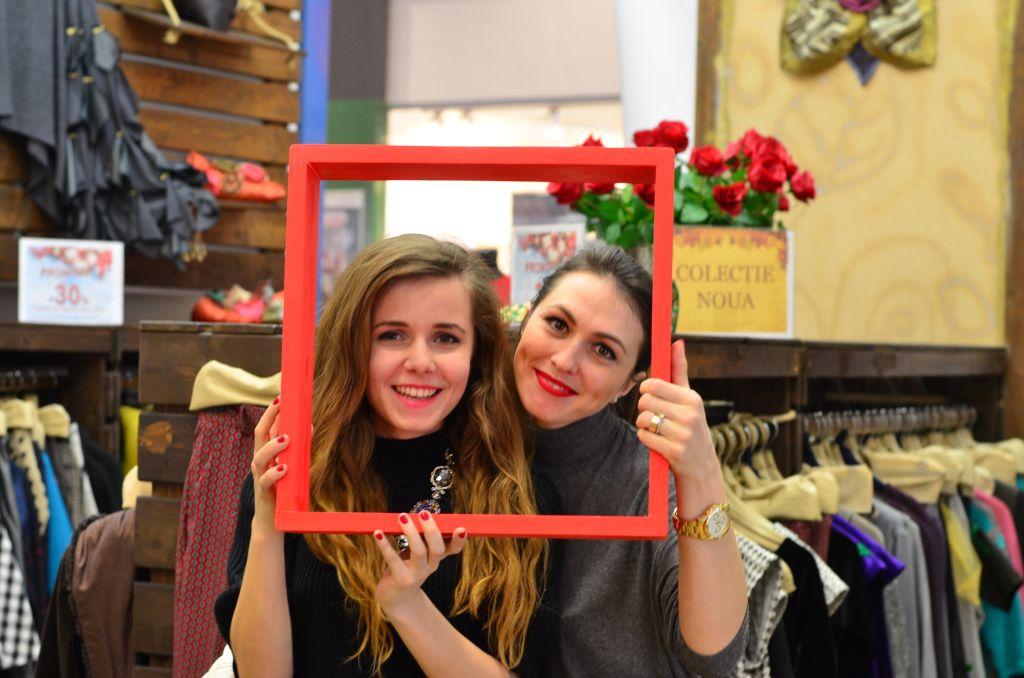 In vizita la magazinul Mathilde