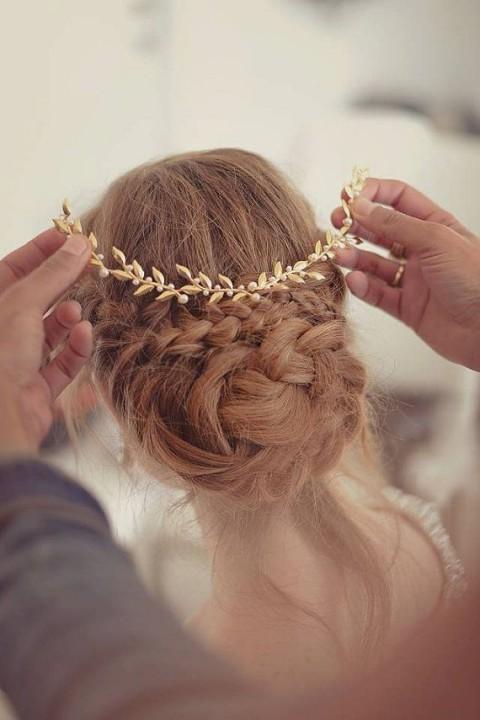 hair style nunta