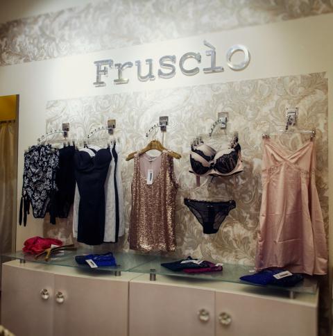 FRUSCIO un magazin italian Iulius Mall Iasi