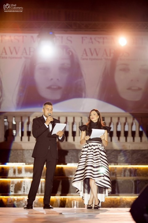 evenimentul East Models Awards 2015 Iasi