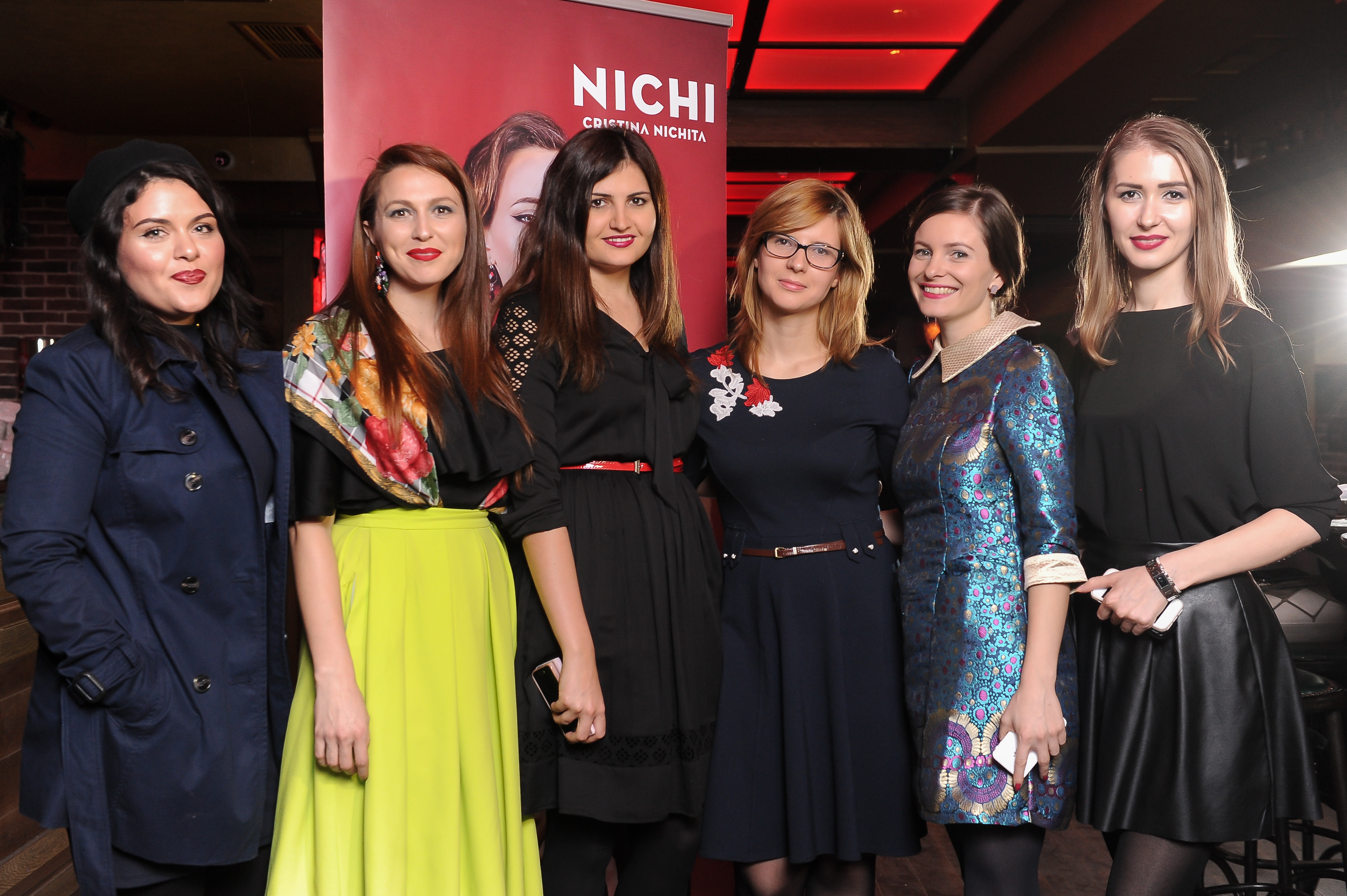 Love letters, songs and movies - colectia Special Events NICHI CRISTINA NICHITA