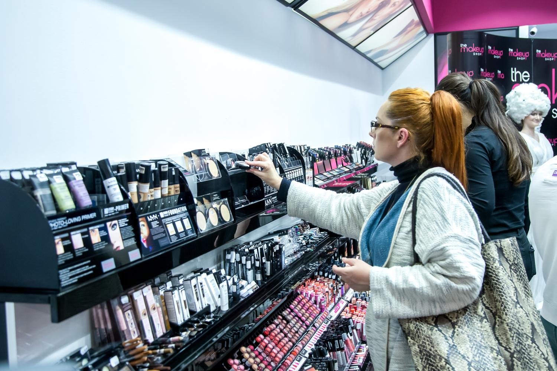 The MakeUp Store_Oct. 2015_Iulius Mall