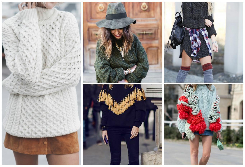 cum purtam cu stil puloverelein aceasta iarna