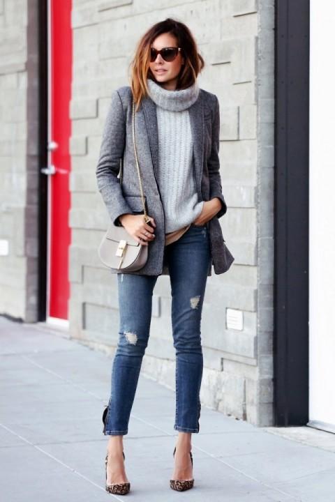 tinuta trendy iarna pulover 18