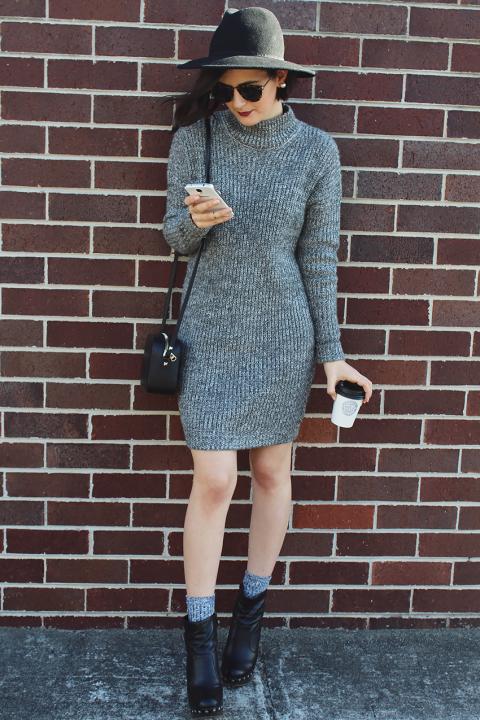tinuta trendy iarna pulover 21