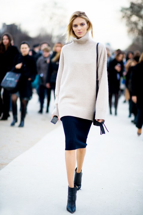 tinuta trendy iarna pulover 23