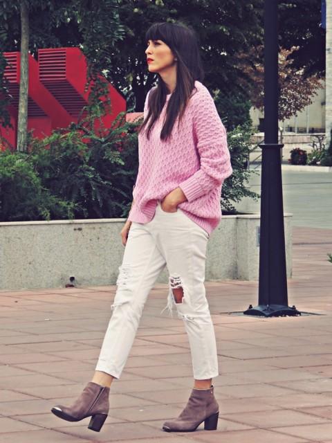 tinuta trendy iarna pulover 24