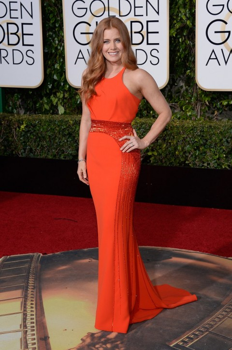 Golden Globes 2016 Amy Adams
