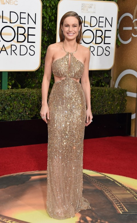 Golden Globes 2016 Brie Larson