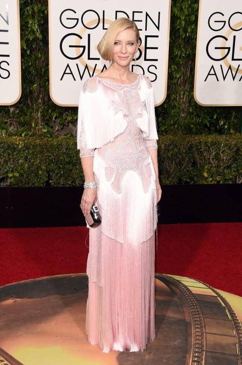 Golden Globes 2016 Cate Blanchett