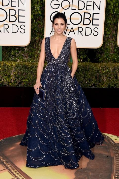 Golden Globes 2016 Jenna Dawan