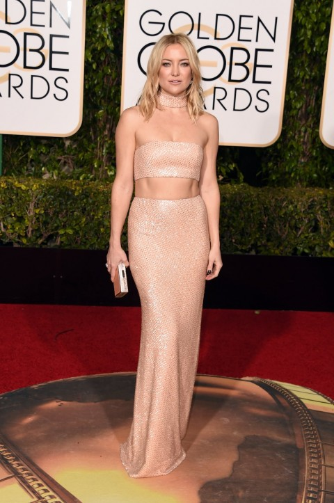 Golden Globes 2016 Kate Hudson