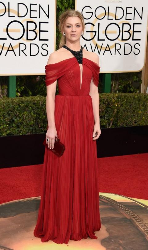 Golden Globes 2016 Natalie Dormer