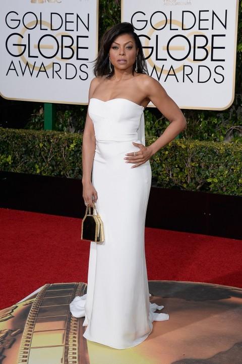 Golden Globes 2016 Taraji Henson