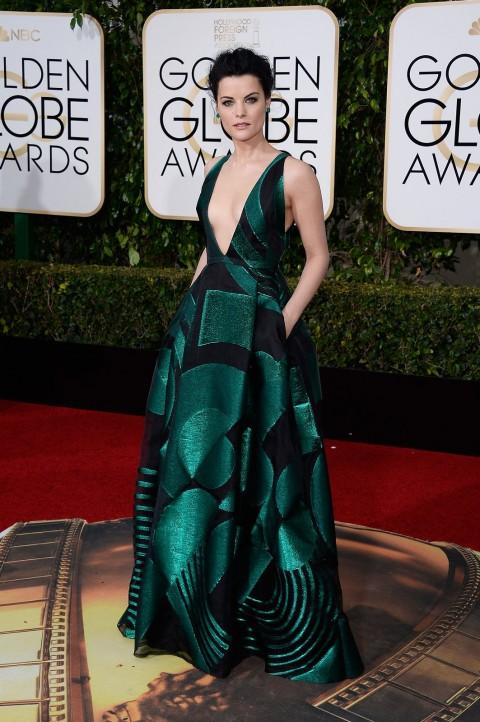 Golden Globes Jaimie Alexander 2016