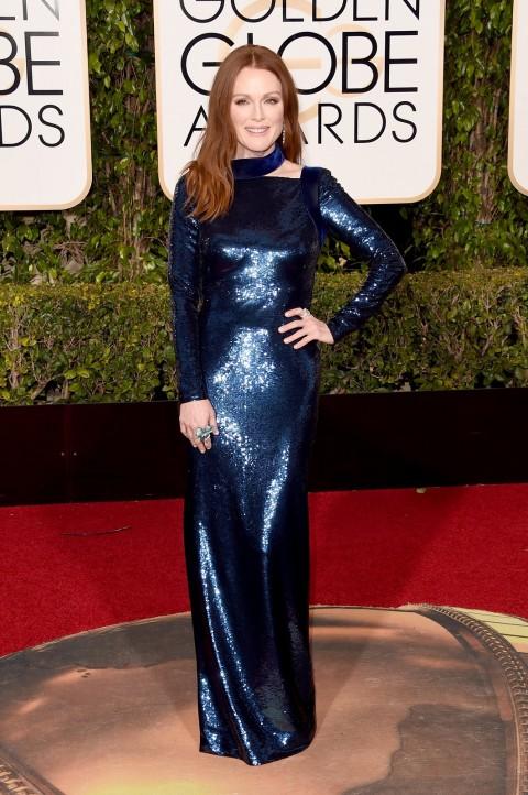 Goldes Globes 2016 Julianne Moore