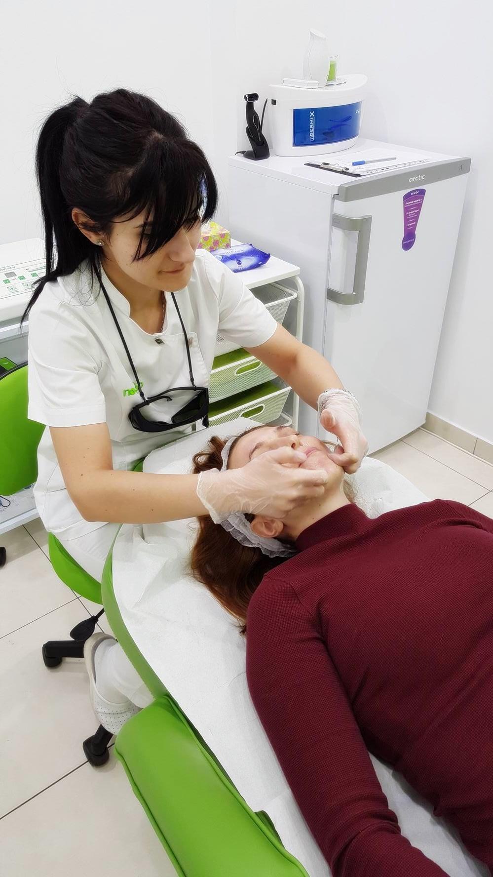Curatare faciala Pro Skin Nomasvello