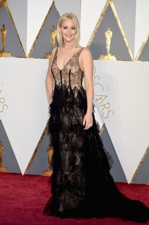 Premiile OSCAR 2016 Jennifer Lawrence