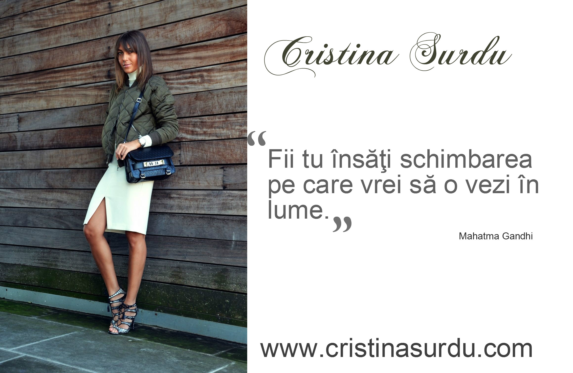 interviu fashion blogger Cristina Surdu
