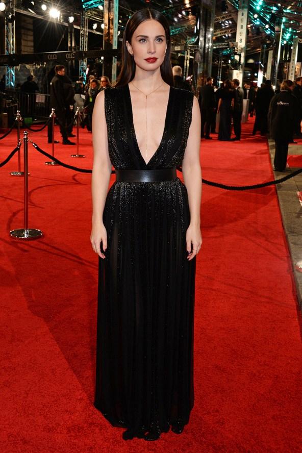 premiile BAFTA covorul rosu 2016 Heida Reed