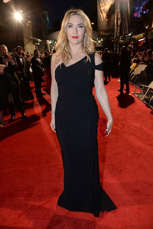 premiile BAFTA covorul rosu 2016 Kate Winslet