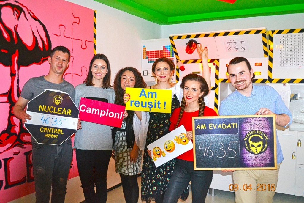 can bloggers escape Iasi master