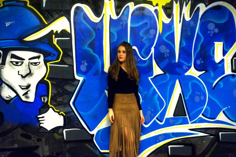 interviu cu bloggerul de moda Ingrid Tirziu