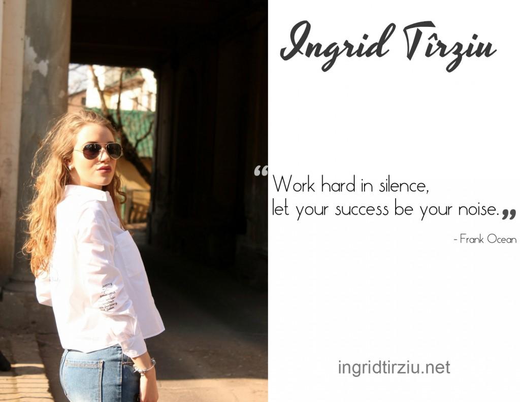interviu cu bloggerul iesean Ingrid Tirziu