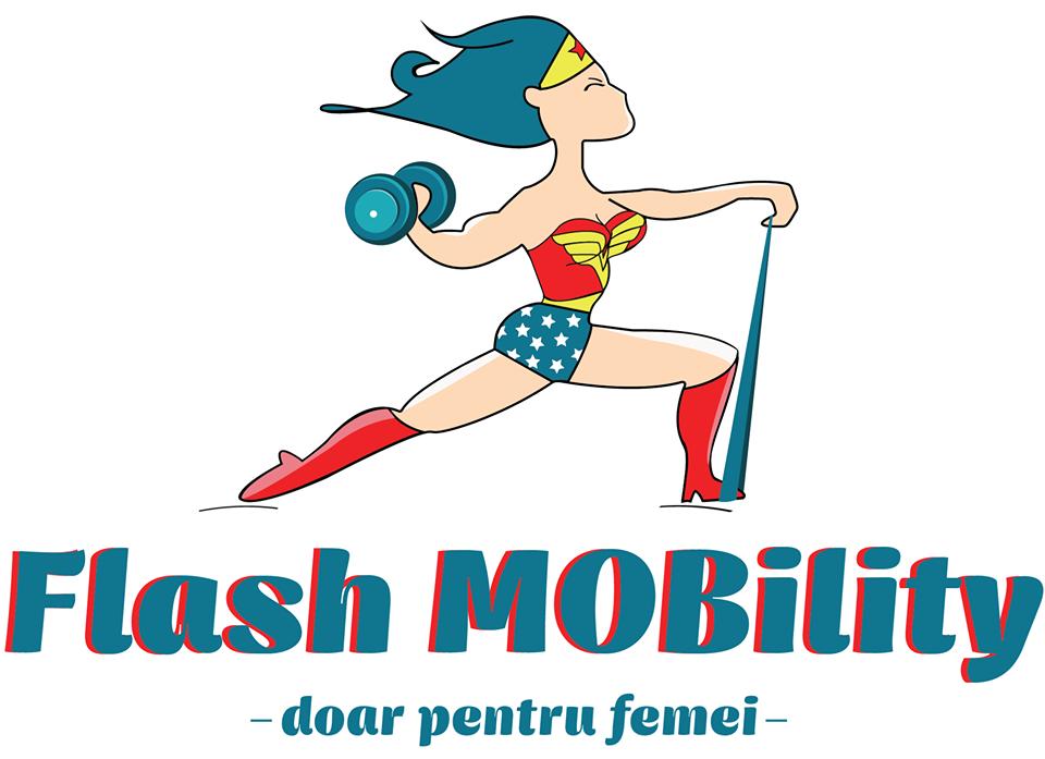 Flash MOBility o ora de sport pentru femeile din Iasi