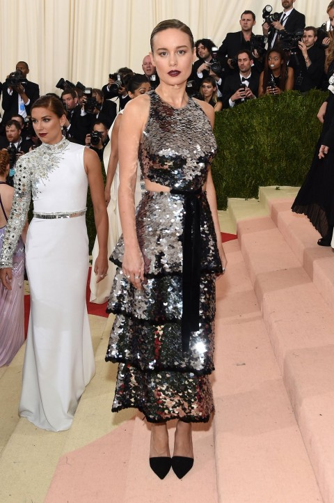 Met Gala 2016 covorul rosu Brie Larson