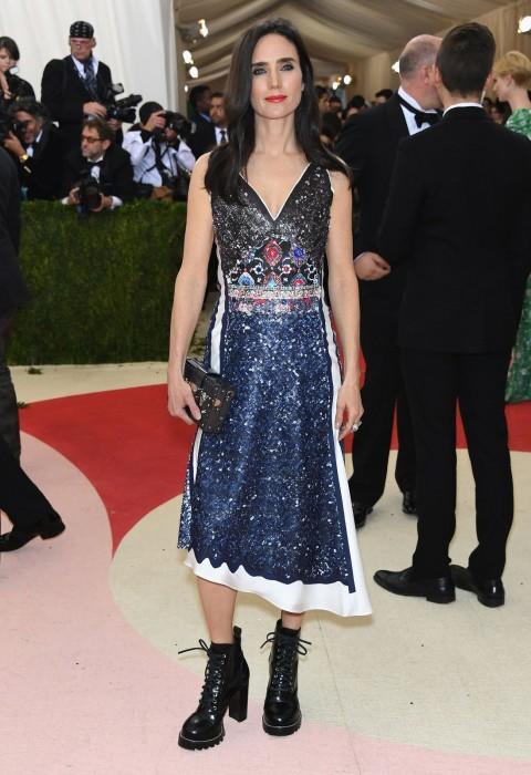 Met Gala 2016 covorul rosu Jennifer Connelly