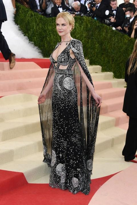 Met Gala 2016 covorul rosu Nicole Kidman