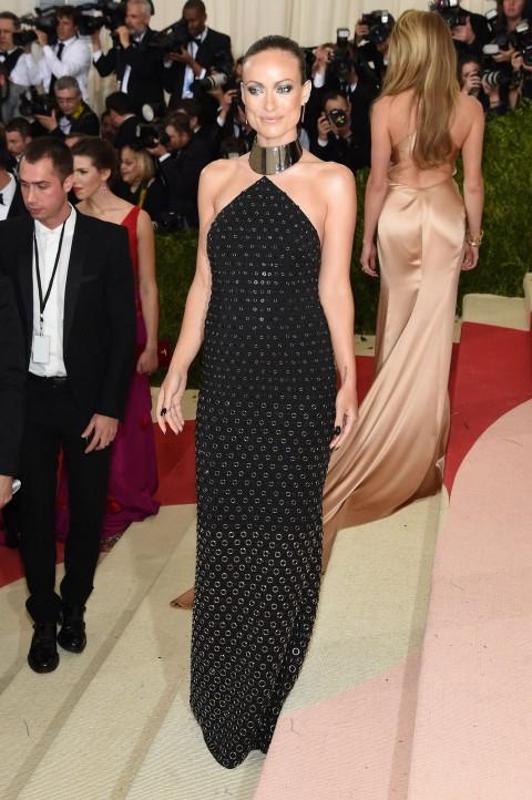 Met Gala 2016 covorul rosu Olivia Wilde
