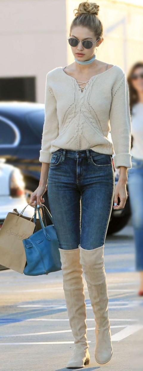 poze model Gigi Hadid 10
