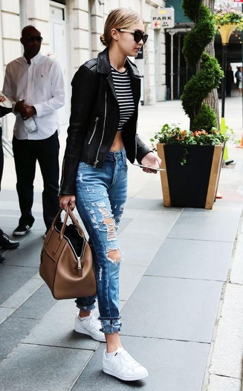 poze model Gigi Hadid 12